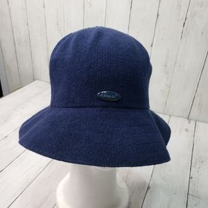 Vintage Kangol Cotton Crusher Bucket Hat Size Reg